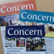 Concern newsletter