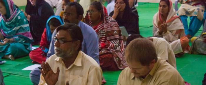 Pakistan Prayer summit 2