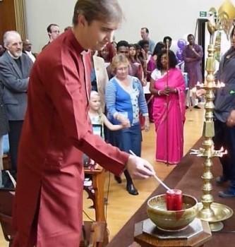 St James Tamil 10th Anniversary service
