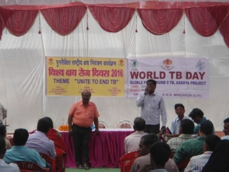 World TB Day Mirzapur