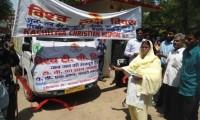 World TB Day ribbon cutting