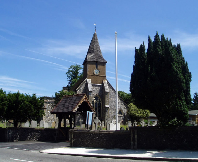 All Saints Church, Sanderstead