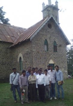 Pastor S's old church